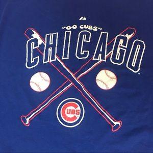 Chicago Cubs Baby Swaddling Blanket Newborn